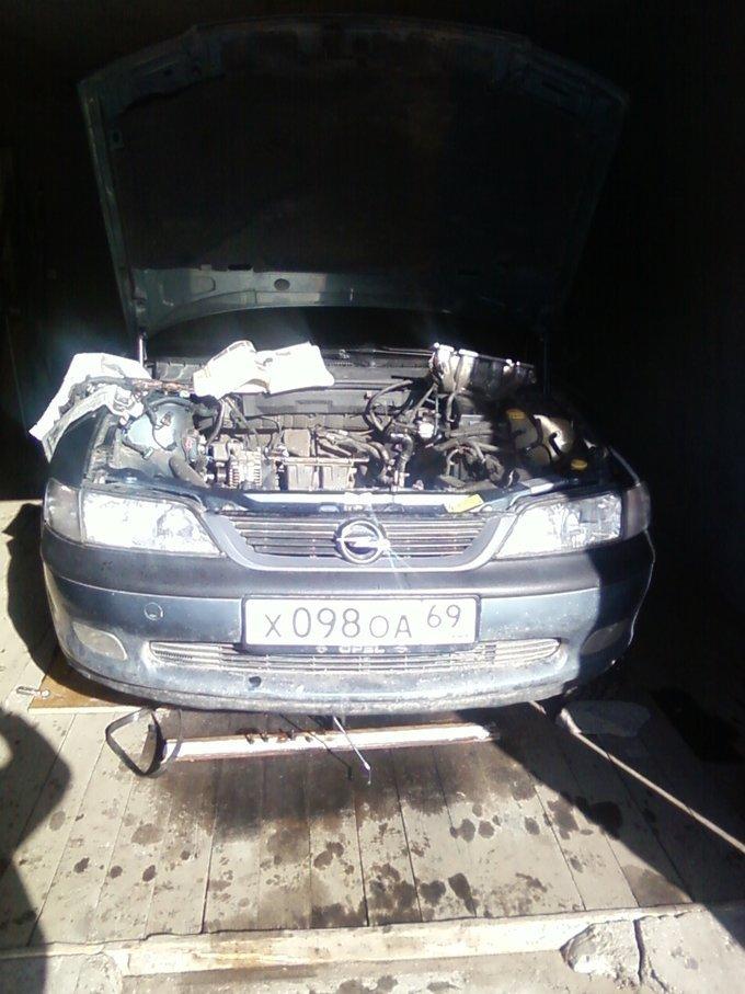 Opel Vectra.