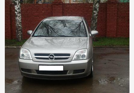 Opel Vectra отзыв владельца