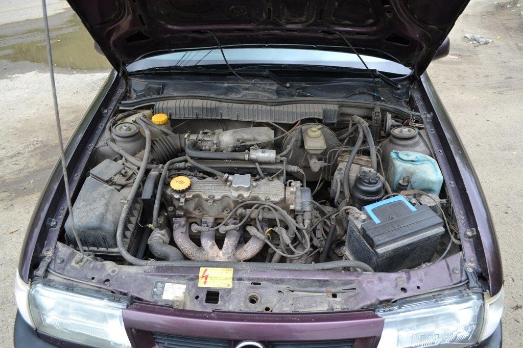 бензиновый двигатель дизелит опель омега