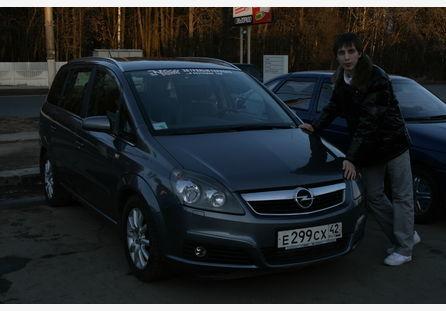 Opel Zafira 2007 ����� ���������