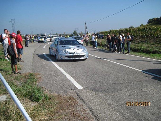Peugeot 307.