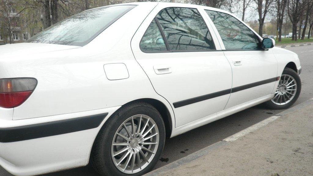 peugeot 406 1998 отзывы