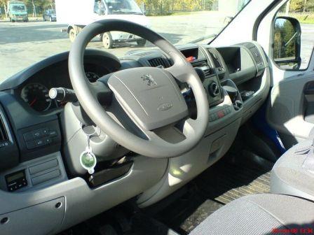 Peugeot Boxer 2008 - отзыв владельца