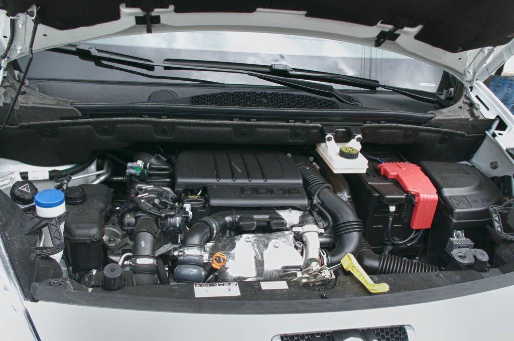 Замена масла в двигателе пежо партнер типи своими руками