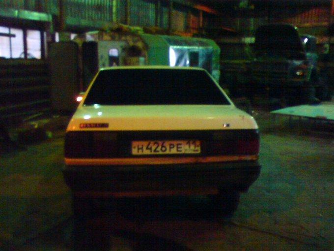 Renault 21.