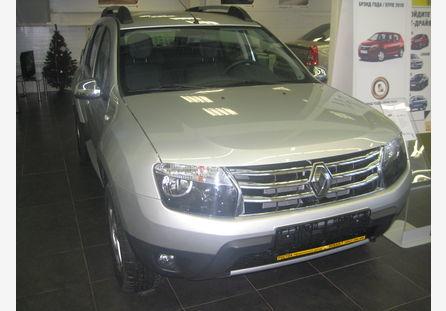 Renault Duster 2012 отзыв владельца.