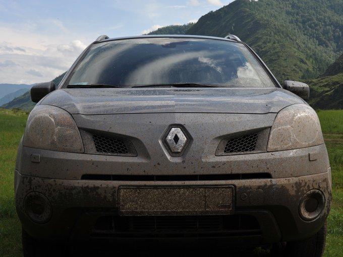 Renault Koleos.