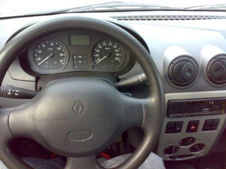 Renault Logan 2007 - отзыв владельца