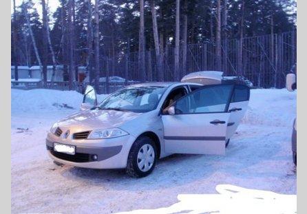 Renault Megane 2006 - ����� ���������
