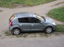 Renault Sandero 2012 ����� ��������� | ���� ����������: 23.09.2012