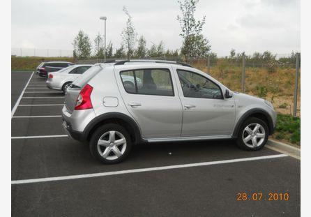 Renault Sandero 2010 ����� ���������