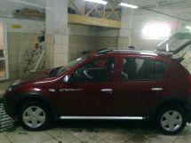 Renault Sandero Stepway 2012 отзыв владельца | Дата публикации: 12.11.2012