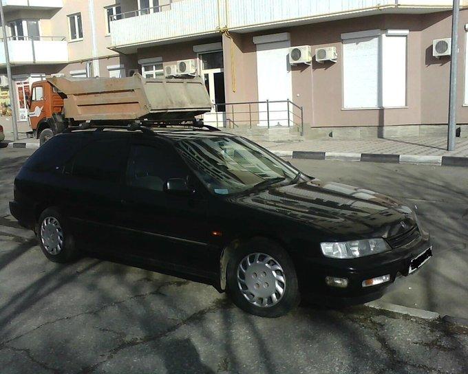 Renault Scenic.