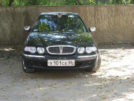 Rover Rover 2001 - отзыв владельца