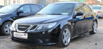 Saab 9-3 2007 отзыв владельца | Дата публикации: 20.07.2012