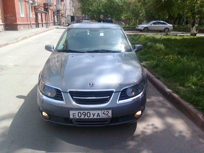 Saab 9-5.