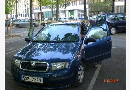 Skoda Fabia 2006 ����� ���������