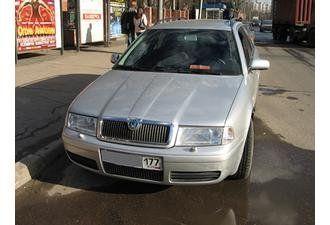 Skoda Octavia 2002 - ����� ���������