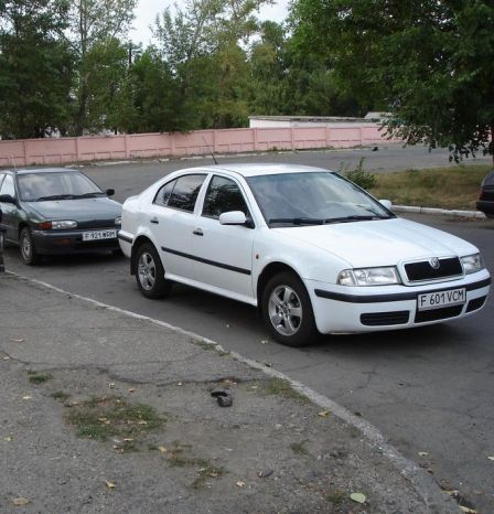 Skoda Octavia 1998 - отзыв владельца
