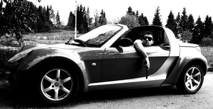 Smart Roadster.