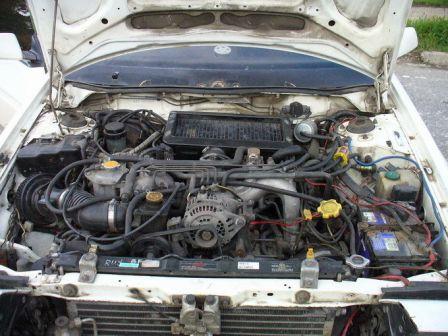 Subaru Alcyone 1987 - отзыв владельца