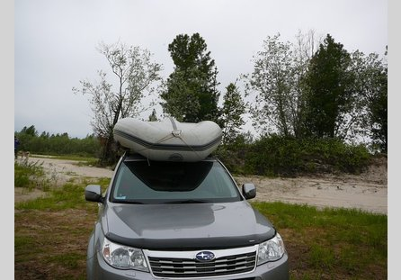 Subaru Forester 2009 - ����� ���������