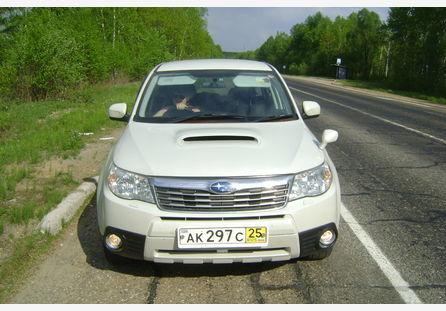 Subaru Forester 2008 ����� ���������