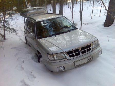 Subaru Forester 1999 - ����� ���������