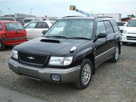 Subaru Forester 1997 - отзыв владельца