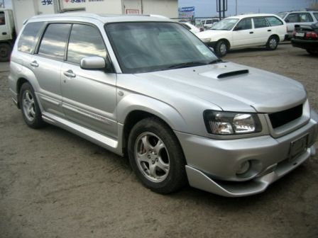 Subaru Forester 2003 - ����� ���������