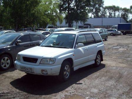 Subaru Forester 2000 - ����� ���������