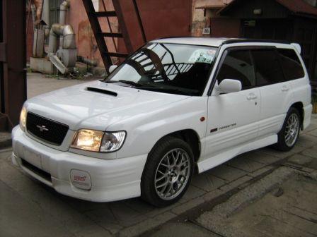 Subaru Forester 2001 - ����� ���������