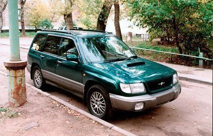 Subaru Forester 1997 - ����� ���������