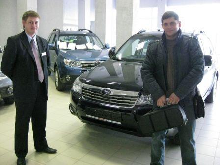 Subaru Forester 2008 - ����� ���������