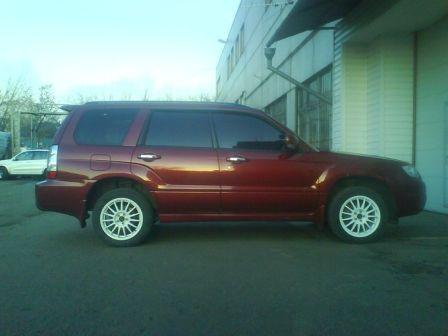 Subaru Forester 2006 - ����� ���������