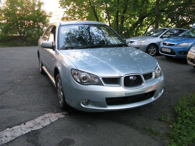 Subaru Impreza.