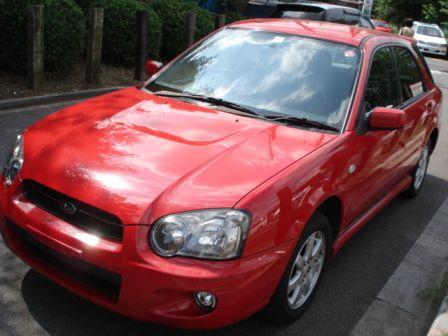 Subaru Impreza 2003 - ����� ���������