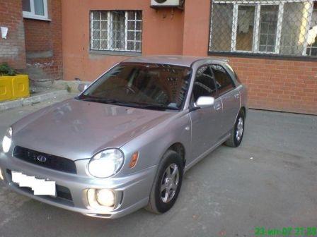 Subaru Impreza 2001 - ����� ���������