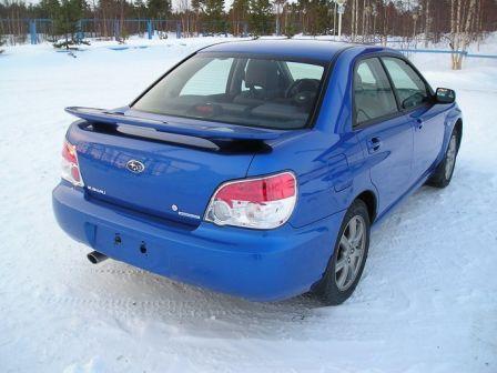 Subaru Impreza 2006 - ����� ���������