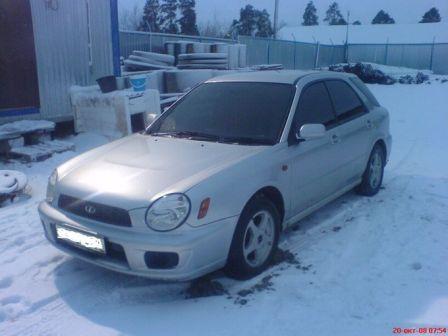 Subaru Impreza 2000 - ����� ���������