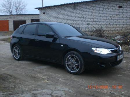 Subaru Impreza 2008 - ����� ���������