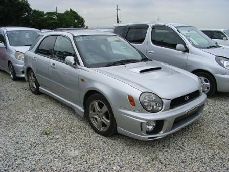 Subaru Impreza WRX 2000 - ����� ���������