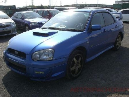Subaru Impreza WRX 2004 - ����� ���������