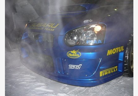 Subaru Impreza WRX STI 2003 ����� ���������