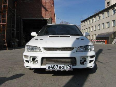 Subaru Impreza WRX STI 1998 - отзыв владельца