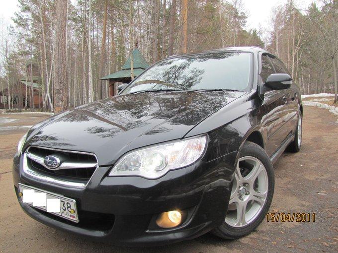 Subaru Legacy.