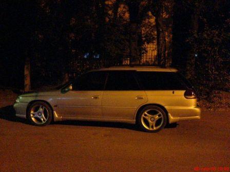 Subaru Legacy 1996 - отзыв владельца