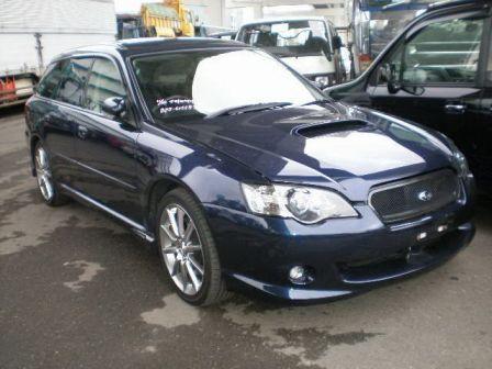 Subaru Legacy 2003 - ����� ���������