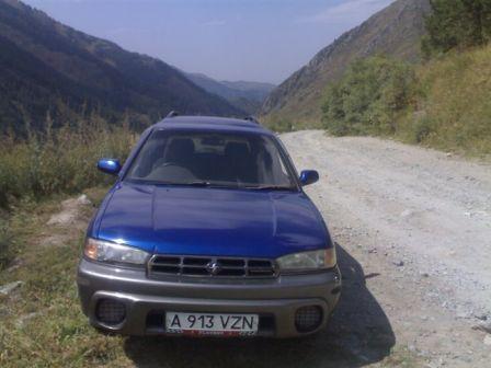 Subaru Legacy 1995 - ����� ���������