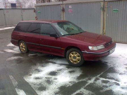 Subaru Legacy 1992 - ����� ���������
